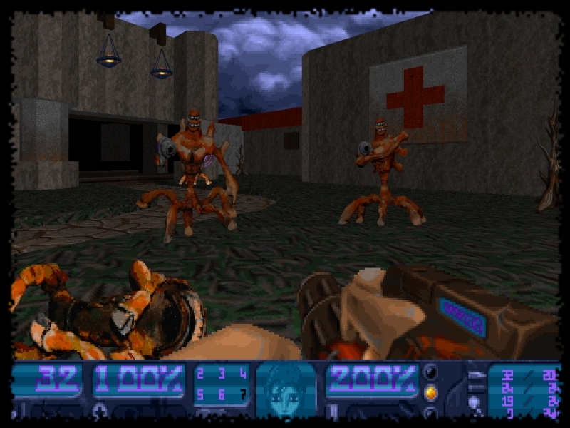 Doom Modding : A Long History in Brief – The Treehouse of